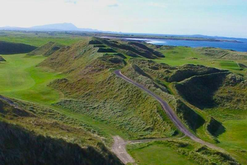 Play Golf at Carne Golf Links With Scales Golf & Travel