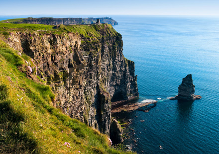 See the Cliffs of Moher with Scales Golf and Travel