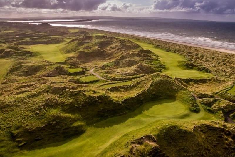 Play Golf at Enniscrone Golf course With Scales Golf & Travel