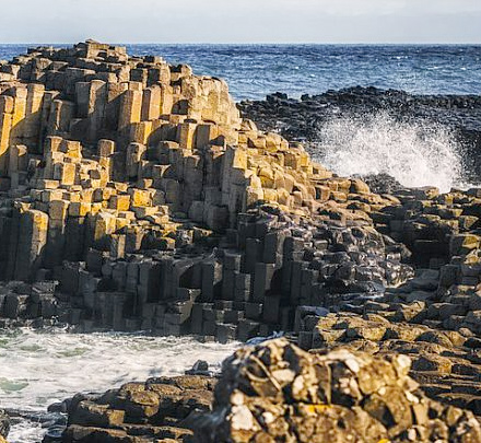 Visit the Giants Causeway With Scales Golf & Travel