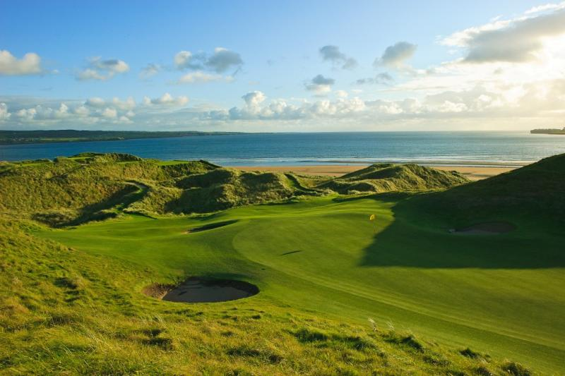 Play Golf at Lahinch Golf course with With Scales Golf & Travel