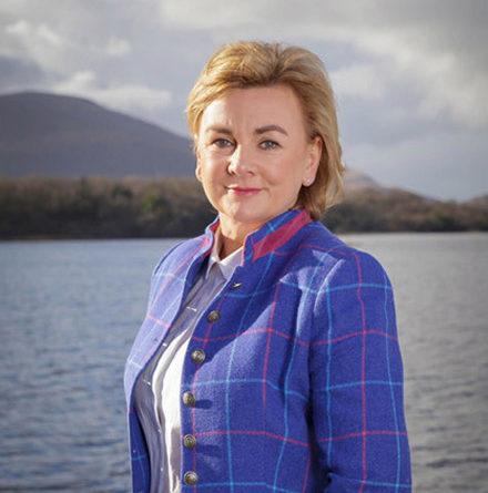 Mary Hartnett Co-owner of Scales Golf & Travel
