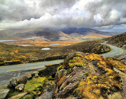 Tour Molls Gap Co. Kerry with Scales Golf and Travel
