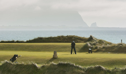Play Golf At North Wesr Golf course with Scales Golf & Travel