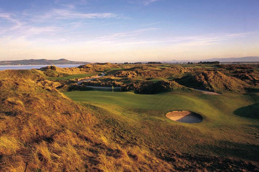 Play Golf At Portmarnock Golf course with Scales Golf & Travel