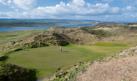 Play Golf At Portstewart Golf course with Scales Golf & Travel