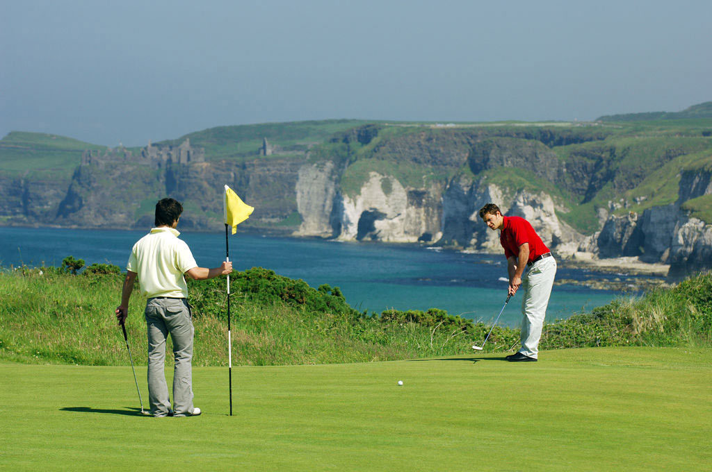 Play Golf At Royal Portrush Golf course with Scales Golf & Travel