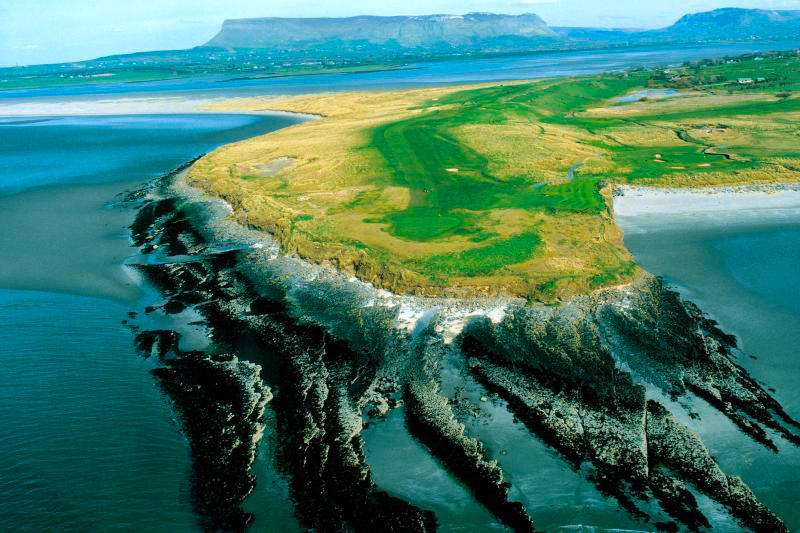 Play Golf At Rosses Point Golf course With Scales Golf & Travel