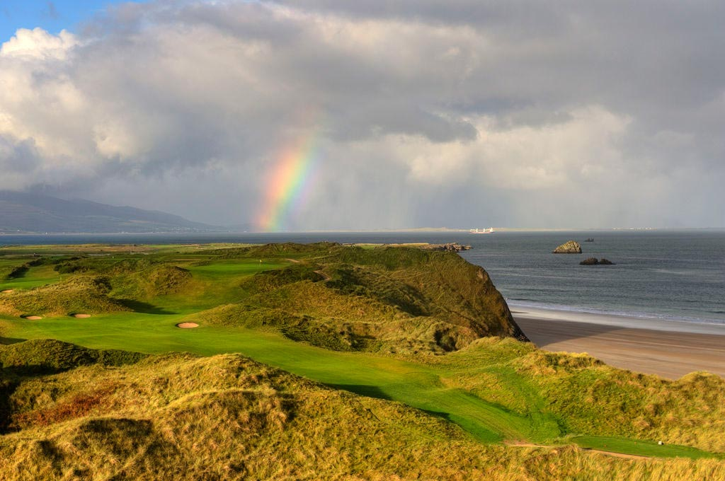 Play Golf At Tralee Golf course with Scales Golf & Travel