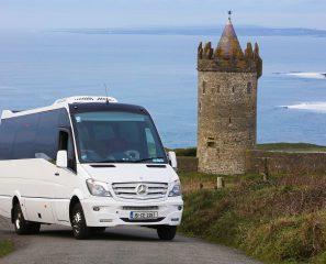 See Carrigaholt Castle Co. Clare with Scales Golf and Travel